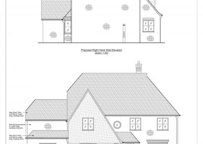 1 Nafferton Rise - Elevation Proposed 2