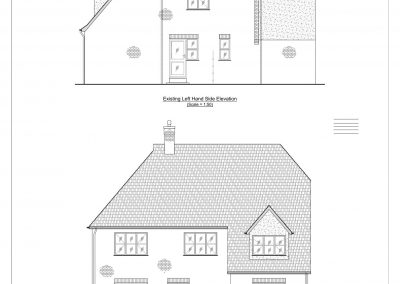 1 Nafferton Rise - Existing Plan