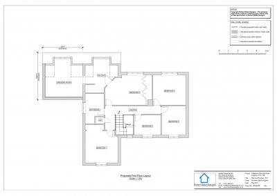 1 Nafferton Rise - First Floor Plan