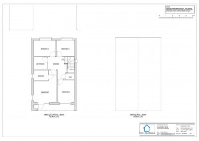 8 Sparrowhawk Way - Existing Plan 2