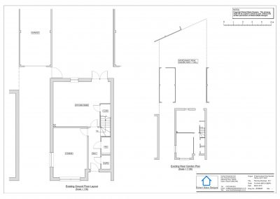 8 Sparrowhawk Way - Existing Plan