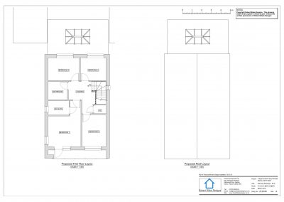 8 Sparrowhawk Way - Proposed Plan 2