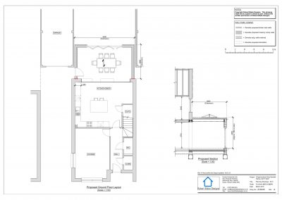 8 Sparrowhawk Way - Proposed Plan